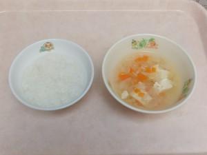 5倍がゆ 中華スープ