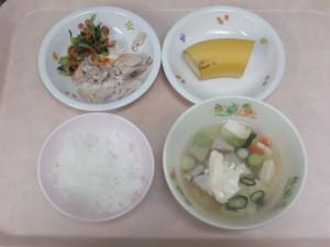 離乳食 おかゆ 煮魚 のっぺい汁 和え物
